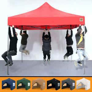 buy popular f1aa4 fe4e0 Details about GORILLA GAZEBO ® Pop Up 3x3m Heavy Duty Waterproof Commercial  Grade MarketStall
