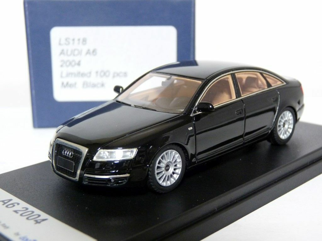 LOOKSMART LS118 1 43 2004i A6 fait main en résine voiture modèle