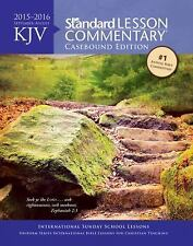 KJV Standard Lesson Commentary® Casebound Edition 2015-2016, Publishing, Standar