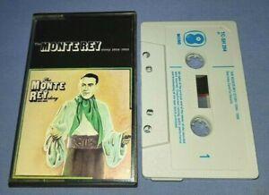 THE MONTE REY STORY 1934-1950 cassette tape album A0684