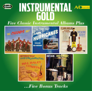 Various Artists-Instrumental Gold (US IMPORT) CD NEW