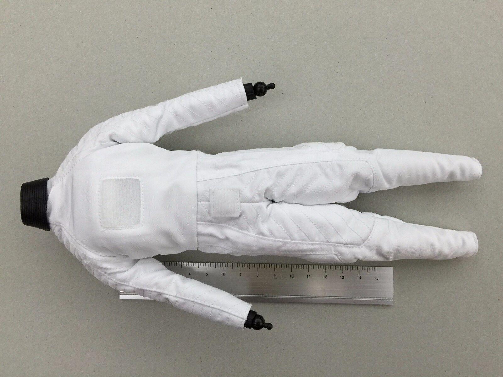 Heißes spielzeug 1   6 star wars, um snowtrooper officer perfekten körper mit anzug