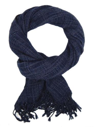 Femmes Écharpe Bleu Webschal Ella Jonte Large Noble écharpe automne hiver Nouvelle Marchandise