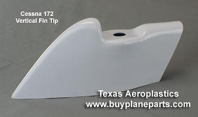 28-02-80A 1976 /&Newer Cessna 172 Vertical Fin Tip
