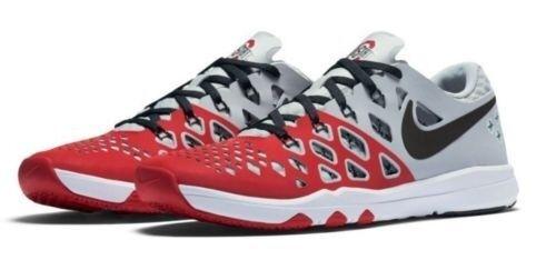Nike speed 4 9 amp ohio state buckeyes treno numero 9 4 osu 844102-603 5da87a