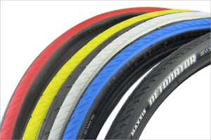 2xMAXXIS-Detonator-MTB-Tyres-26-1-1-25-1-5-034-Semi-slick-Tread-Mountain-Bike-Tyres