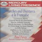 Marches & Overtures a La FRANCAISE Various Artists Audio CD