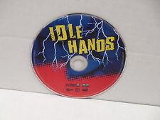 Idle Hands DVD Comedy Horror Movie NO CASE Devon Sawa Seth Green