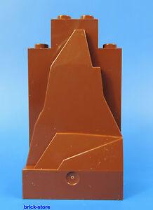 LEGO-Nr-4285708-2x4x6-Montagne-rochers-panneaux-Marron