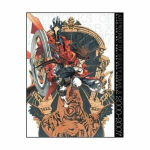 Art-Works-of-Guilty-Gear-X-2000-2007-Book