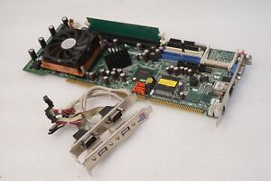 ROCKY-4786 EVG,VER:4.0,BIOS:V2.4 MAIN BOARD ONLY,TESTED WORKING FREE SHIP