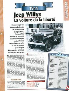 Jeep-Willys-1941-USA-Car-Auto-FICHE-FRANCE