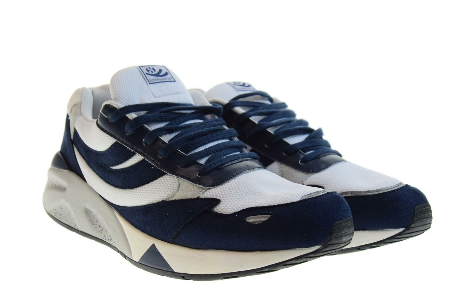 Superga P19s shoes de hombre zapatillas bajas 9320 WINDSYNSUES S00F780 A00