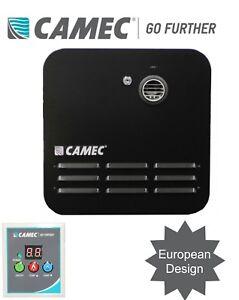 Image is loading Camec-Digital-Instantaneous-Gas-Hot-Water-Heater-Black-  sc 1 st  eBay & Camec Digital Instantaneous Gas Hot Water Heater - Black Door ...