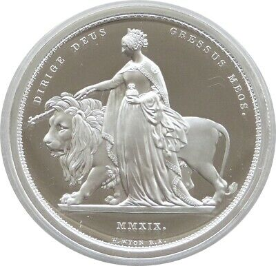 2019 Royal Mint Una And The Lion 5