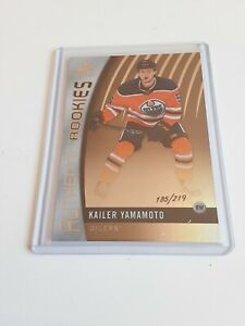 2017-18-Sp-Game-Used-Kailer-Yamamoto-Authentic-Rookies-219-Rc-90-Rookie-Oilers