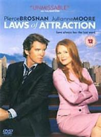 1 of 1 - Laws Of Attraction (DVD, 2004)