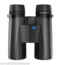 CARL ZEISS CONQUEST HD 8 X 42 BINOCULARS fully multi coated, waterproof