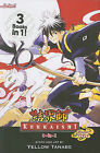 Kekkaishi 3-In-1: Volumes 1-2-3 by Yellow Tanabe (Paperback / softback, 2011)