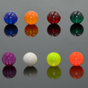 Lot-8pcs-Body-Jewelry-Piercing-Replacement-Ball-Acrylic-Opal-Pearl-Round-Ball