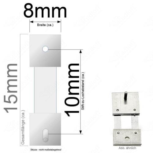 Pendule ressort pour pendule großuhr Régulateur 10 mm Stylet distance 415161
