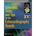 Questions, Tricks, and Tips for the Echocardiography Boards by Vincent L. Sorrell, Sasanka Jayasuriya (Paperback, 2014)