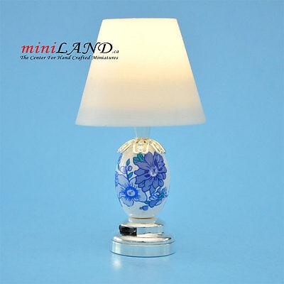 Table desk Gr Super bright battery operated LED LAMP Dollhouse miniature light