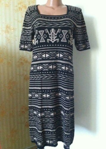 GUDRUN SJODEN knitted Dress size L