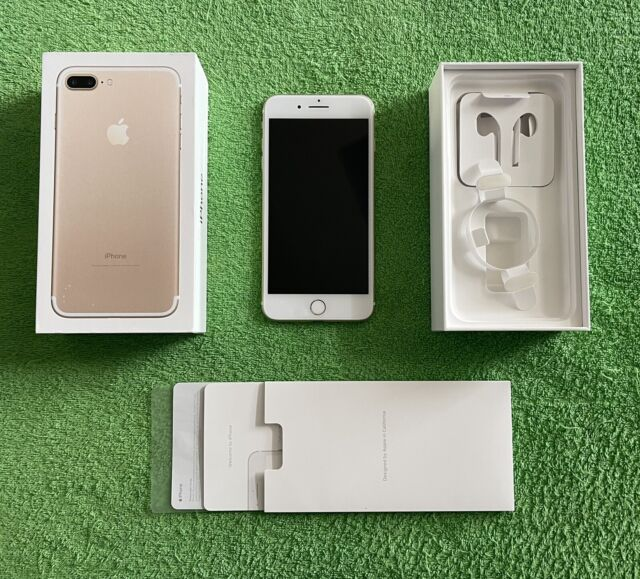 Apple iPhone 7 PLUS 256GB | Unlocked Verizon ATT TMobile Sprint & FREE GIFT!!