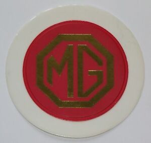 TAX-DISC-HOLDER-MG-GOLD-TDH101