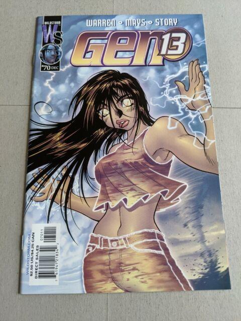 Gen 13 #70 December 2001 DC Wildstorm Comics