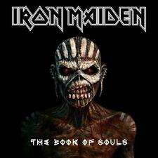 IRON MAIDEN-THE BOOK OF SOULS-CD NUOVO