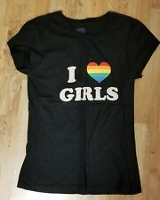 Shooting Love Heart Rhinestone Diamanté Embellished T Shirt Gift  for Girls