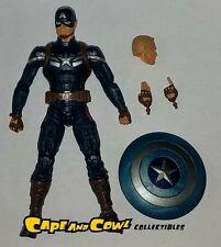 Marvel Legends Captain America Winter Soldier STEALTH SUIT Loose Figure Hasbro