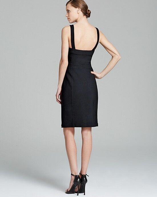 Diane von von von Furstenberg Scotland Bustier Dress ( Size 4) f98bc4