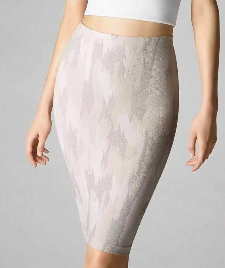 WOLFORD STUNNING CAMOUFLAGE SKIRT NEW AUTHENTIC