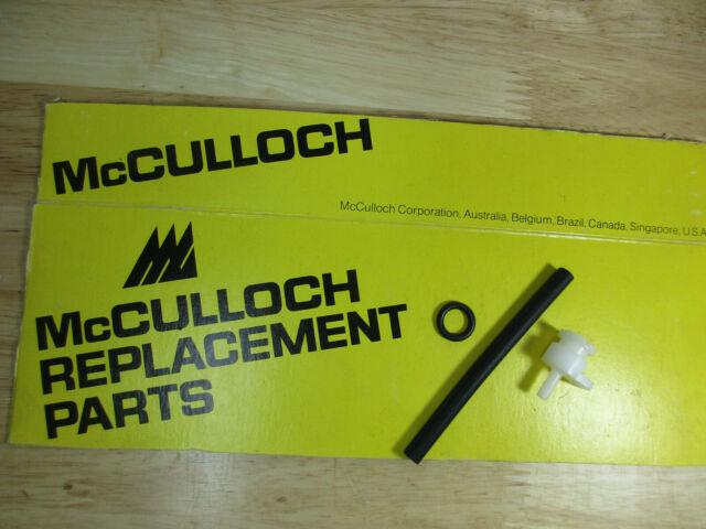 McCulloch Mini Mac 30 35 25 110 120 130 Chainsaw Gas Fuel Line