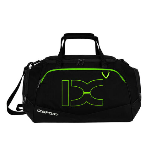 40L Dry Wet Separation Waterproof GYM Fitness Duffel Bag With Shoes Compartment