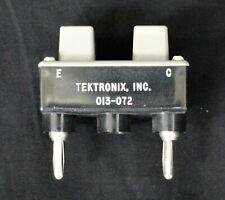 NEW TEKTRONIX 013-069 CURVE TRACER TEST FIXTURE