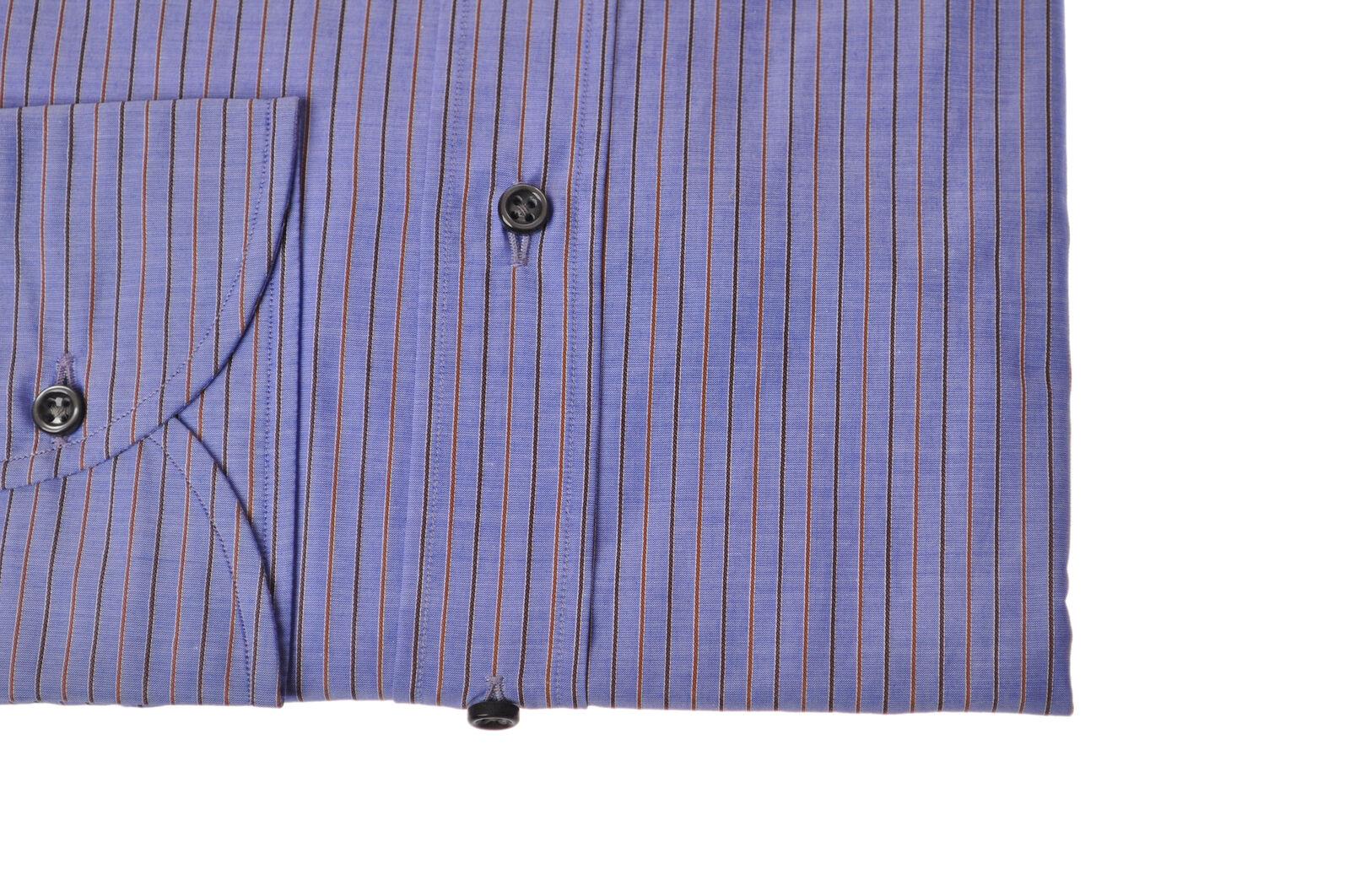 Mauro grifoni  -  Shirt - Male - Blau - 2998204A183748
