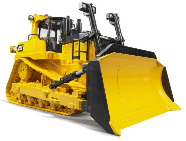 Spielzeugautos Neu BRUDER 02452 CAT großer Kettendozer 54 cm 5047142