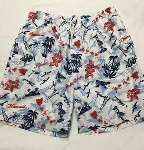 1f739410db MENS Islander Swim Trunks Shorts 30-34