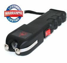 Red Scorpion 82 Billion Volt Personal Security Stun Gun Rechargeable
