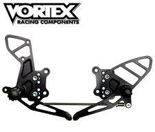 VORTEX Rearsets - GSXR 600 750 1000 Rear Sets GSX-R K1 K2 K3 K4 K5 Pegs RS503K