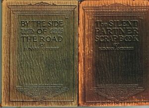 By-The-Side-Of-The-Road-amp-Silent-Partner-Scrap-Book-Van-Amburgh-1915-1916-1st-E