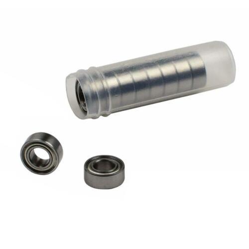 10pcs 5x10x4mm Ball Bearing MR105ZZ Metal Shielded 5x10mm
