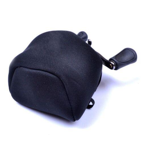 Baitcasting Cover Dense Fishing Reel Bag Protective Elastic Nylon Bag
