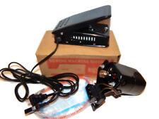 .9 Amps HOME SEWING MACHINE MOTOR & PEDAL SINGER HA1 15 66 99K