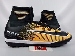 super popular 3c1ad 1b61c Image is loading Nike-HypervenomX-Proximo-II-DF-TF-LASER-ORANGE-