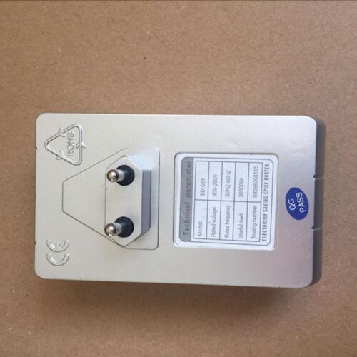 Économiseur d/'énergie d/'économie d/'électricité boîte Économisez 30/% dispositif